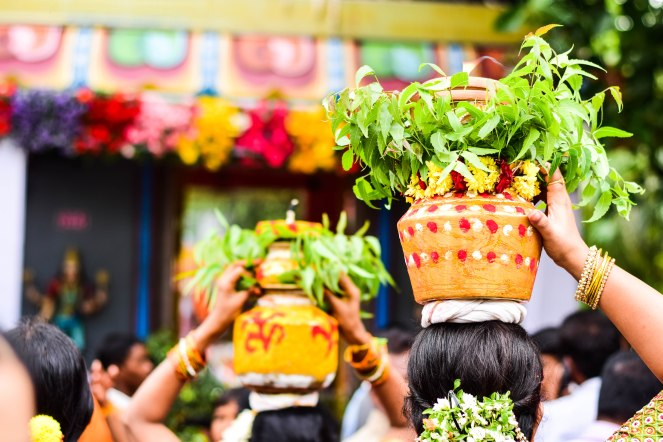 Bonalu The Auspicious Celebration Of Telangana Mirage Thy Vogue
