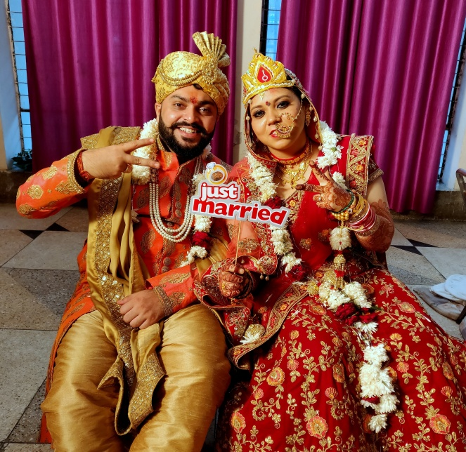 Pranjal & Gauri (Gajal)